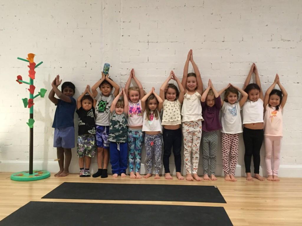Inner Child Yoga Sydney
