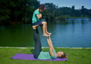 5 Fun Partner Poses To Do With Your Kids